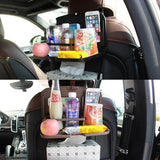 Car backseat organizer folding case backseat folding case trendyoutfiters