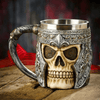 Skull Warrior Mug Mug Similar To The Mighty Skull trendyoutfiters