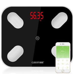 Fitbit smart bluetooth body fat scale BMI bluetooth scales trendyoutfiters