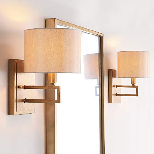 Safavieh Gold Wall Sconce (Set of 2)