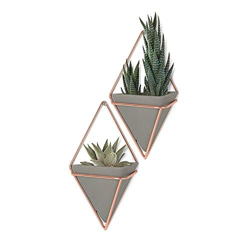 Hanging Planter Geometric Vase