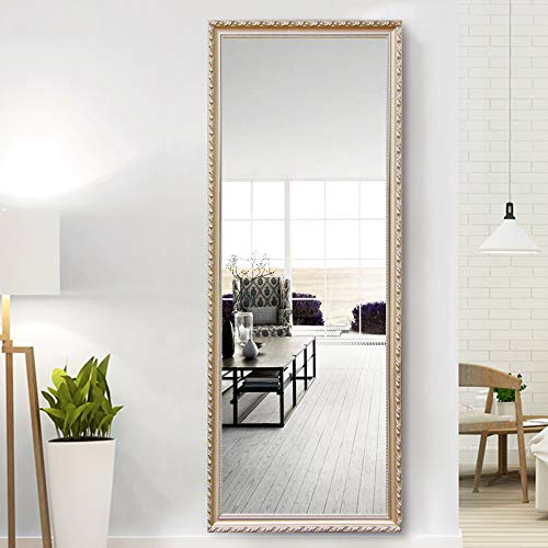 Champagne Gold Full Length Mirror
