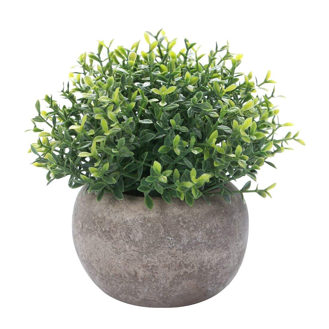 Mini Artificial Plant Potted