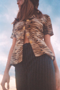 Tiger Blouse