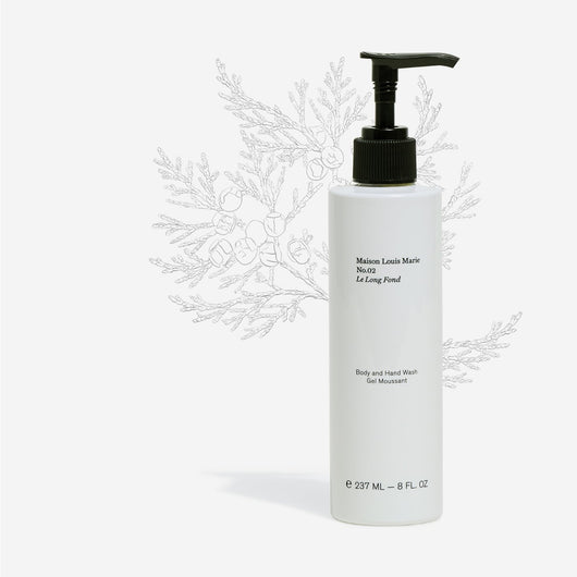 Body & Hand Wash - No. 02 Le Long Fond