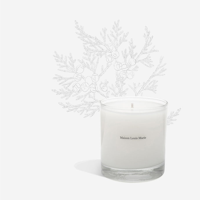 Candle - No. 02 Le Long Fond