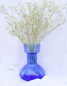 Berry Blue Vase