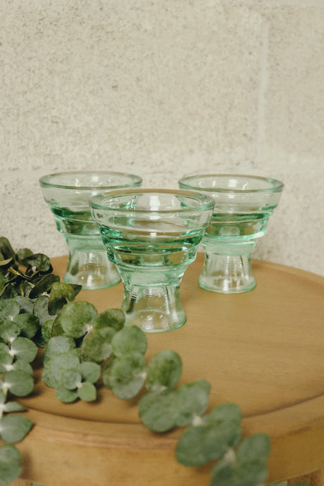 Mint Goblet Set