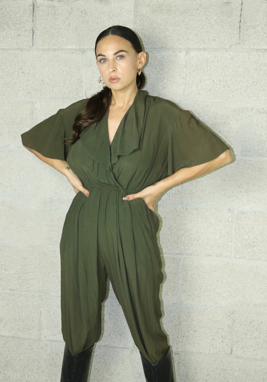 Greem Jumpsuit