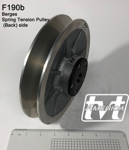 Berges® F190b Tension Pulley
