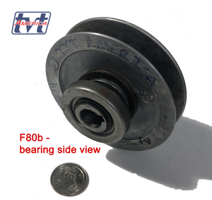 Berges® F80b tension pulley