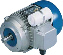Load image into Gallery viewer, Carpanelli MM71a4 0.18Kw/0.25HP 110/230V 1ph AC Metric Motor or Brakemotor