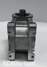Load image into Gallery viewer, Super -X- 40 IEC Metric Worm Gearbox