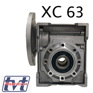 SUPER  -X- NEMA/Inch Worm Gear Reducers - Size 63