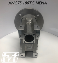 Load image into Gallery viewer, SUPER -X- NEMA WORM GEARBOX SIZE 75