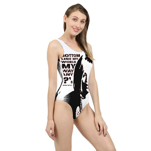 My World Women's One-Piece Swimsuit