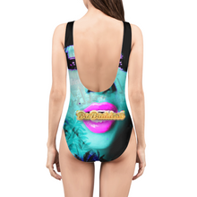 Load image into Gallery viewer, Da Baddest Women's One-Piece Swimsuit