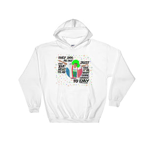 """To Envy"" Unisex Hooded Sweatshirt"