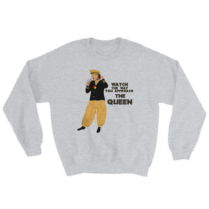 """Original Queen"" Unisex Sweatshirt"