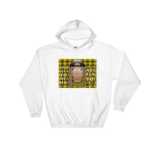 """Next To Me"" Unisex Hooded Sweatshirt"