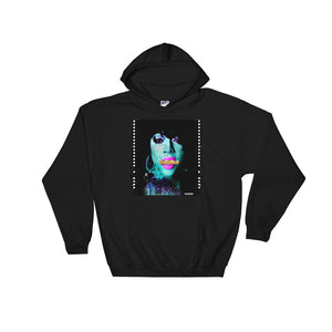 """Da Baddest""  Unisex Hooded Sweatshirt"