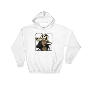 """Love Thyself"" Unisex  Hooded Sweatshirt"