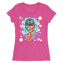"Load image into Gallery viewer, ""Feeling Myself"" Ladies' short sleeve t-shirt"