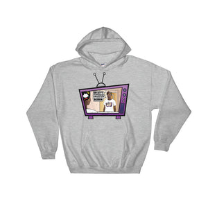 """Mirror Image""  Unisex Hooded Sweatshirt"