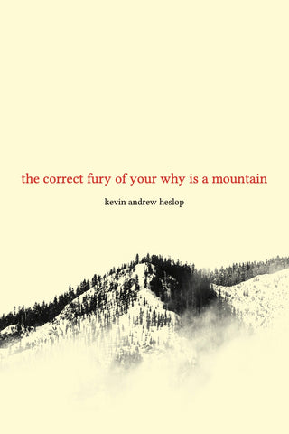 the correct fury of your why is a mountain  – Preorder