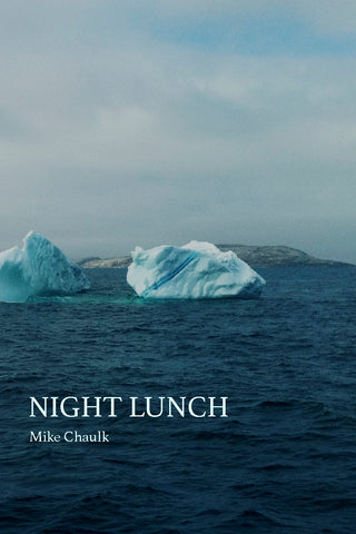 Night Lunch: Poems – Preorder