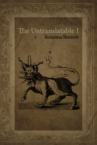 The Untranslatable I – Preorder