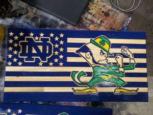 12x24 fighting  Irish  flag