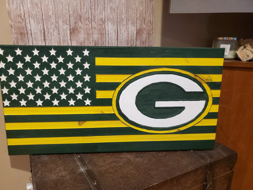 16 x 32 Packers
