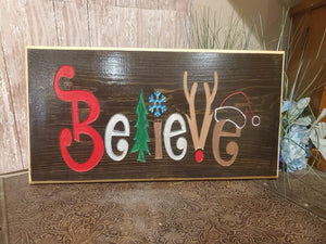 Believe, Christmas