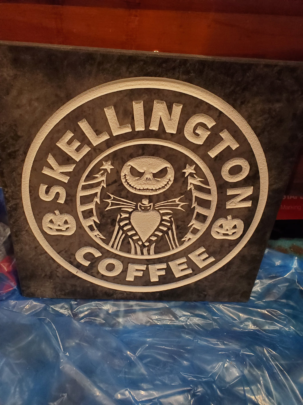Skellington coffee