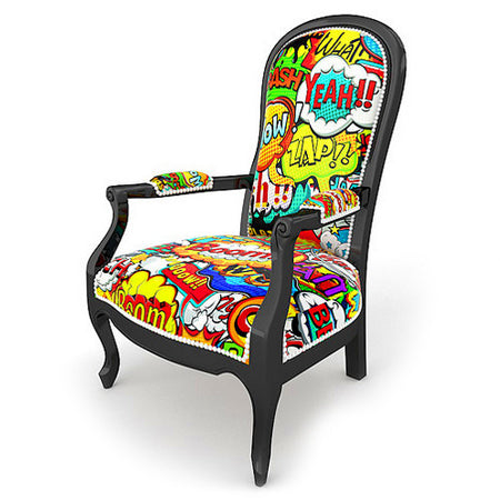 Fauteuil Voltaire Yeah
