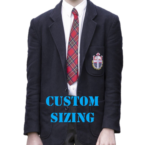 JOHN WOLLASTON BLAZER - CUSTOM SIZE