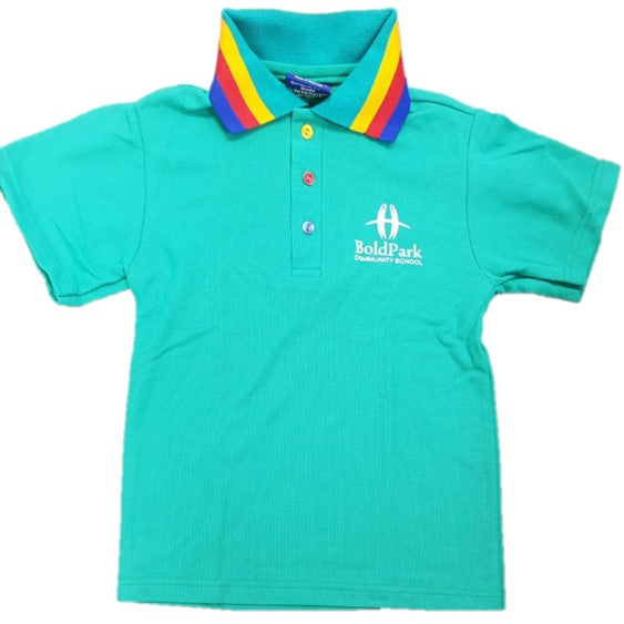 FL B/PARK POLO - GREEN