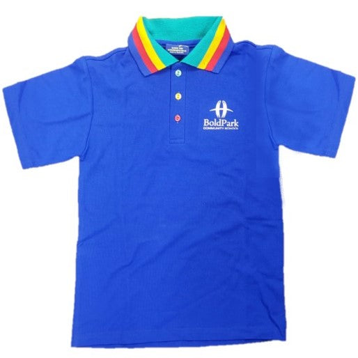 FL B/PARK POLO - ROYAL