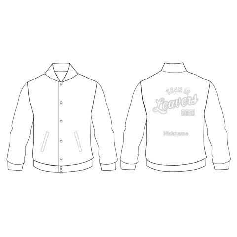L1045 LEAVERS JACKET TEMPLATE 1045