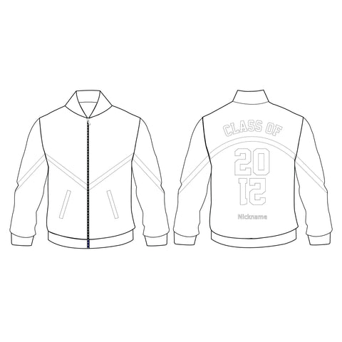 L1050 LEAVERS JACKET TEMPLATE 1050