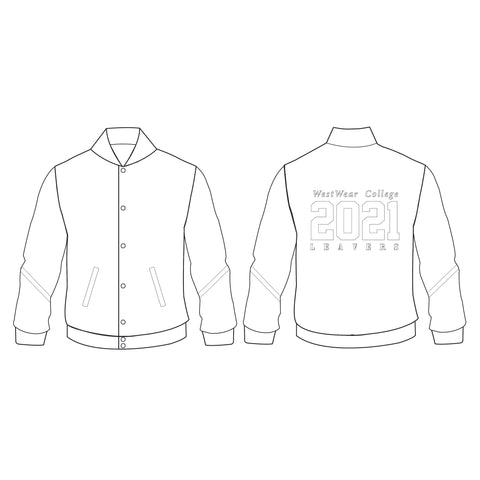 L1051 LEAVERS JACKET TEMPLATE 1051