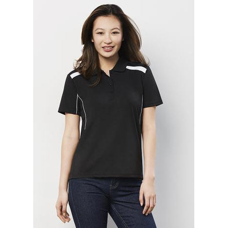 P244LS LADIES UNITED SHORT SLEEVE POLO