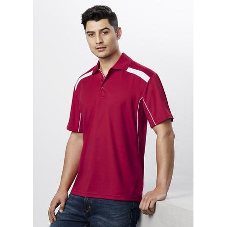 P244MS MENS UNITED SHORT SLEEVE POLO