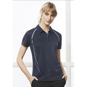 P604LS LADIES CYBER POLO