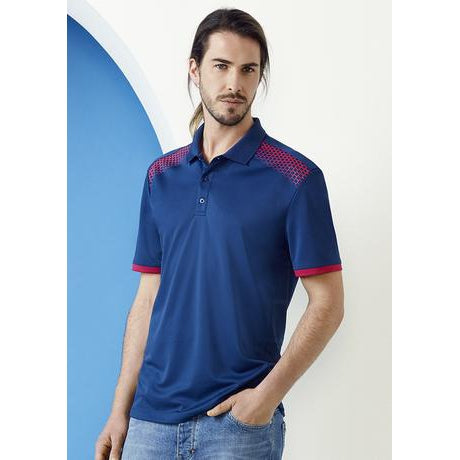 P900MS MENS GALAXY POLO