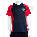 TAKARI FACTION POLO - GOLD / RED / GREEN