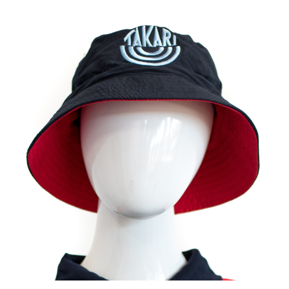TAKARI REVERSIBLE BUCKET HAT