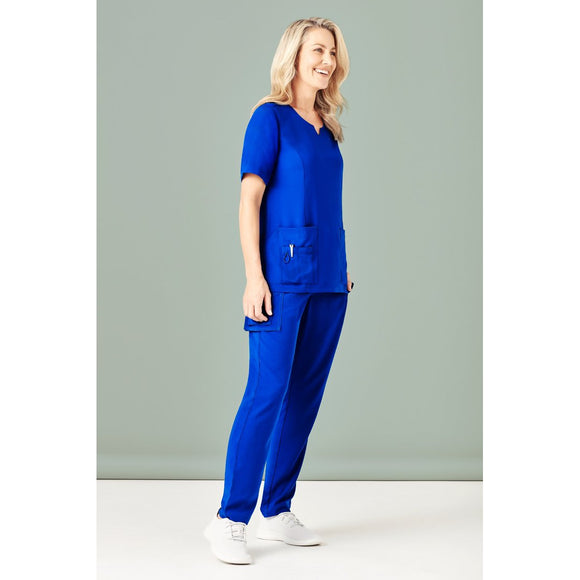 CSP943LL WOMENS SLIM LEG SCRUB PANTS