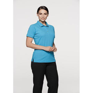W2315 CLAREMONT LADIES POLO